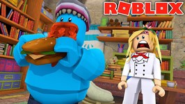 LITTLE KELLY OPENS HER OWN RESTAURANT !! Sharky Gaming - Roblox