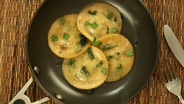 Homemade Ravioli - Ravioli Recipe Indian Style - Mushroom Ravioli - Easy Ravioli Recipe - Bhumika