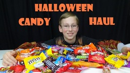 Halloween Candy Haul And Taste Test