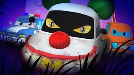 Road Rangers - Clownjuring Returns - Nursery Rhyme by Kids Channel