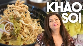 KHAO SOI - Thai Chicken Curry & Noodles
