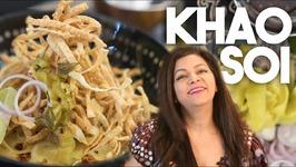 KHAO SOI - Thai Chicken Curry & Noodles