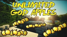 Minecraft Xbox One/PS4 - UNLIMITED GOD APPLES DUPLICATION GLITCH