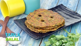 Methi Thalipeeth-Maharashtrian Breakfast
