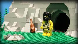 Lego Caveman
