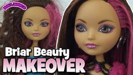 Ever After High Briar Beauty Doll Makeover
