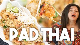How To Make A Delicious Pad Thai - Authentic And Classic Recipe - Kravings