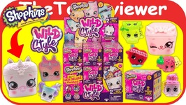Full Case Shopkins Season 9 Wild Style Blind Boxes Bag Pet Pod Unboxing Toy Review