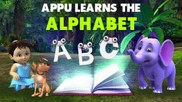Appu Learns The Alphabet (4K)