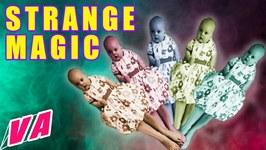 Strange Movie Magic - Magic and Illusion as Art