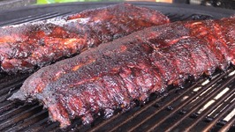 Baby Back and St. Louis Ribs with Code 3 Backdraft Rub