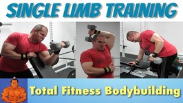 Biceps, Triceps And Forearms Workout - Single Limb Training