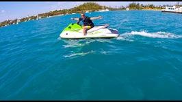 Bermuda Travel Vlog and a Superyacht Regatta  Sony and Hero 5 Session