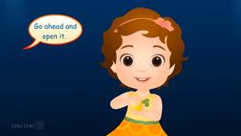 Surprise Eggs Nursery Rhymes Toys - Three Little Kittens - Food - Learn Colours - ChuChu TV Cutians