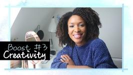 8 Daily Creative Habits - 8 Habitudes Créatives Quotidiennes - Boost Creativity 3 - Ursula