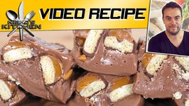 How To Make Twix Fudge