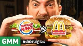 Big Mac vs Whopper - Which Is Healthier