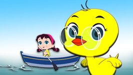Row Row Row Your Boat  Children's Popular Nursery Rhymes