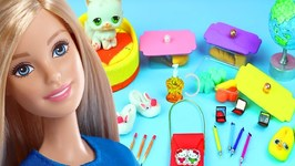 30 DIY Miniature Dollhouse Barbie  Crafts everyone should try