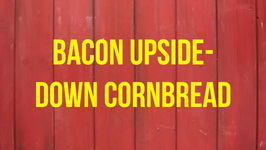 Bacon Upside-Down Cornbread