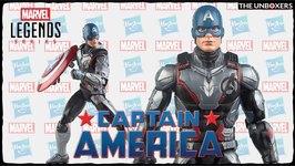 Marvel Legends Avengers Endgame Captain America Action Figure