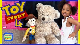 Youve Got a Friend in Me  Kyraboo Introduces Toy Story 4 Toy to KB Bear