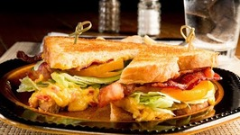 Grilled Pimento Cheese BLT