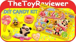 Kracie Popin Cookin Neri Candy Land DIY Candy Kit Japanese Unboxing Toy Review