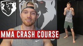 Beginner's MMA Crash Course - Lesson 1 Basics