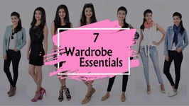 7 Wardrobe Essentials With Krutika Singh Rathore
