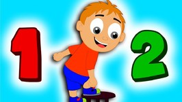 One, Two Buckle My Shoe - Numbers Song - English Nursery Rhymes for Kids