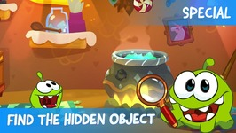 Find the Hidden Object Ep 2 - Om Nom Stories - Mysterious House