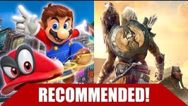 10 BEST GAME RELEASES OCTOBER 2017
