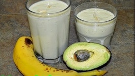 Healthy Avocado Milk Shake - Simple Recipe - Your Kids Will Love