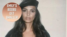 Emily Ratajkowski slams mag for photoshopping breasts