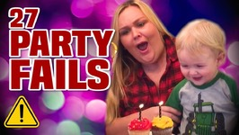 27 Party Fails - Season Finale Promo
