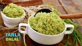 Lilva Rice - Recipe In Hindi