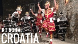 Korcula, Croatia - Moreska Dance