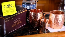 Easy Vodka Drink The Moscow Mule Kit-With a Mythical History