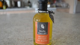 Napa Valley Truffle Infused Oil Blend - What I Say About Food