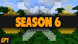 Minecraft Cube UHC - S6E1 - And It Begins