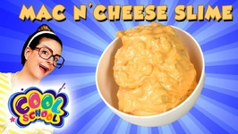 Mac and Cheese Slime DIY - How to DIY Crunchy Slime Recipe - Arts and Crafts with Crafty Carol