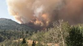 Routt County's Deep Creek Fire Scorches 2,200 Acres