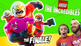Final Showdown Lego The Incredibles Gameplay 12