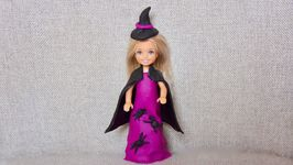 Play-Doh Doll Witch