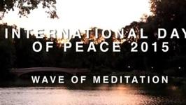 World Peace Mediation with Deepak Chopra