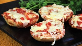 Bagel Pizza Bites - Easiest Kids Lunch