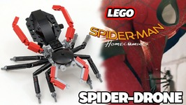 Lego Spider-Drone from Spider-Man Homecoming Film