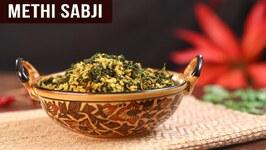 How To Make Methi Ki Sabzi / Healthy Sabji Recipe / Methi Sabji / Winter Special / Ruchi
