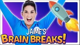 Jaime's Brain Breaks - 1. Ready to Launch